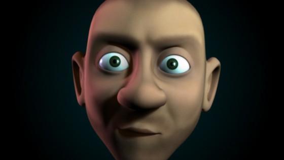 Facial Rig Test